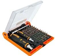 Jual Obeng Listrik Jakemy 70 In 1 Screwdriver Tools Jm-6114 Merchant