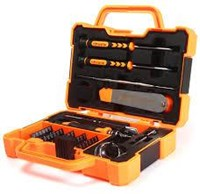 Jual Obeng Listrik Jakemy 45 In 1 Precision Screwdriver Repair Tool Kit - Jm-8139