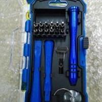 Jual Obeng C-Mart 17 Pcs Smartphone Set