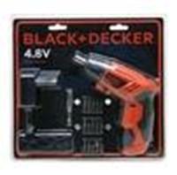 Jual Obeng Listrik (Cordless Screwdriver) Black & Decker Kc4815-B1