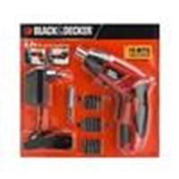 Jual Obeng Listrik Black Decker Kc 4815 B1 Cordless 15 Mata Obeng