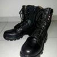 Jual Sepatu Safety King Steel Boot Hitam
