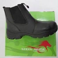 Jual Sepatu Safety King Steel Horse