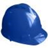 Jual Helm Safety Helmet Front Brim Vented Blue