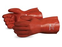 Jual Sarung Tangan Safety Glove Type Pvc Rubber Toa