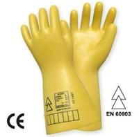 Jual Sarung Tangan Safety Anti Listrik 30Kv Merk Elsec