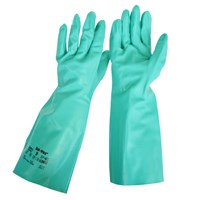 Jual Sarung Tangan Safety Solvex 37-165 Proses Kimia Agro Chemical 1 Psg