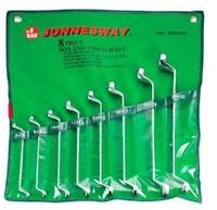 Jual Kunci Ring Jonnesway Offset Ring Wrench Set 8Pcs W23108s