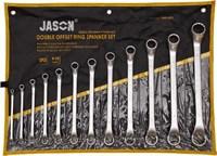 Jual Kunci Ring Cr-V12 Pcs Satin (6-32) Jason