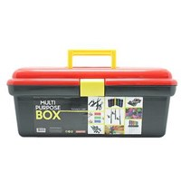 Jual Tool Box  Red Black Kenmaster Kotak Perkakas