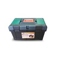 Jual Tool Box Generic 17.5 X 9 X 10 Inch Kotak Perkakas Plastic