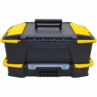 Jual Tool Box Stanley Plastik Click N Connect 2 In 1 Box And Organizer Kotak Perkakas