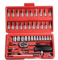 Jual Tool Box  Lacarla Set Kotak Perkakas 46 In 1 (Merchant)