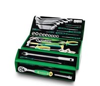 Jual Tool Set Tekiro Tool Set Mekanik Automotive Th242 Kotak Perkakas