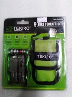 Jual Tool Kit Tekiro 15Pcs Bicycle