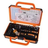 Jual Tool Box  Jakemy 69 In 1 Portable Metal And Drop Ratchet Screwdriver Set - Jm-6111 Kotak Perkakas