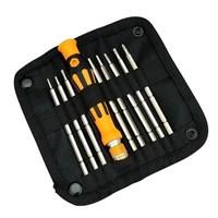 Jual Tool Kit Jakemy 9 In 1 Precision Screwdriver Repair Tool Kit - Jm-8124 Kotak Perkakas