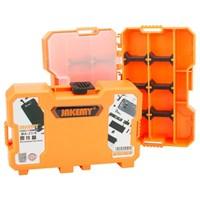 Jual Tool Box Jakemy Customizable Storage Container Box - Jm-Z14 - Orange