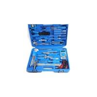 Jual Tool Kit  Multipro Tool Kit Elektrik Listrik Set 52 Pcs Kotak Perkakas