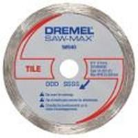 Jual Mata Gergaji Dremel Sm540 - Tile Diamond Wheel