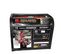 Jual Genset Bensin Highlander Honda Machine Genset Sf-2900 Dxe