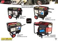 Jual Genset Bensin 2500 Watt Loncin (Rakogu Teknik - Wp4000e-Lc)