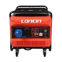 Jual Genset Bensin Loncin Lc12800-1 3Phase (10000 Watt)