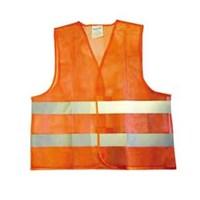 Jual Rompi Safety Krisbow Mesh All Size Orange Kw1000399