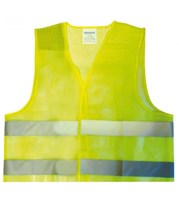 Jual Rompi Safety Krisbow Mesh All Size Lime Kw1000400