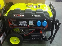 Jual Genset Bensin Power One Po 3700