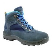 Jual Sepatu Safety Dr Osha President Ankle Boot Blue Suedee Tipe 3238