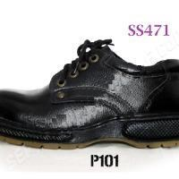 Jual Sepatu Safety Boot Pendek Dozzer P 101