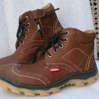 Jual Sepatu Safety Ozero Gs 41 Coklat