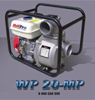 Jual Pompa Air Mesin Bensin - Alkon Wp 20 Mp Multipro