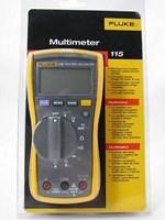 Jual Multimeter Fluke 115 Field Service Multitester 600V Garansi Original 100% Asli