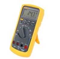 Jual Multimeter Fluke 87 V Digital True Rms With Temperature Asli