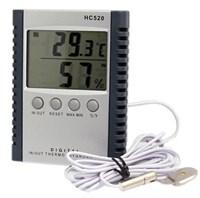 Jual Termometer New Model Hc520 Hygrometer Thermometer Digital
