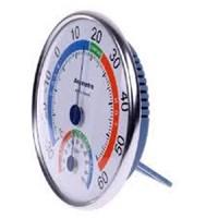 Jual Termometer Analog Thermometer Hygrometer Layar Besar  Termometer Higrometer