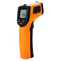 Jual Termometer Infrared Digital It550 Termometer Gun Pengukur Suhu Panas