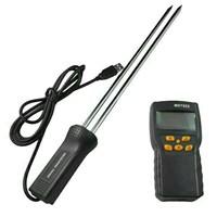 Jual Termometer Digital Lcd Grain Moisture Meter Thermometer Alat Ukur Kelembaban Biji
