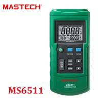 Jual Termometer Thermocouple Mastech Ms6511