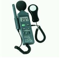 Jual Environment Meter 4 In 1 Cem Dt-812 Termometer