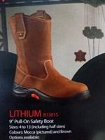 Jual Sepatu Safety Aetos Lithium