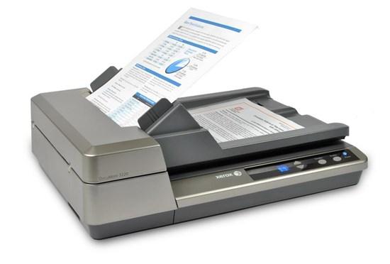 Jual Scanner  Fuji Xerox Documate 3220