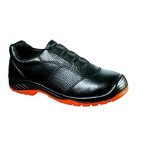 Sepatu Safety dr Osha Stallion Slip On Rubber-PU