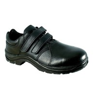 Sepatu Safety dr Osha Hero Straps Rubber