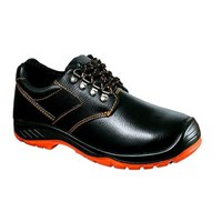 Sepatu safety dr Osha Executive Lace Up Rubber-PU