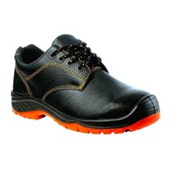 Sepatu Safety dr Osha Chairman Lace Up Rubber-PU