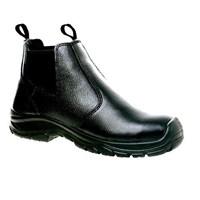 Sepatu Safety dr Osha Principal Ankle Boot PU