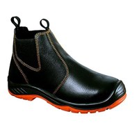 Sepatu Safety dr Osha Principal Ankle Boot Rubber-PU